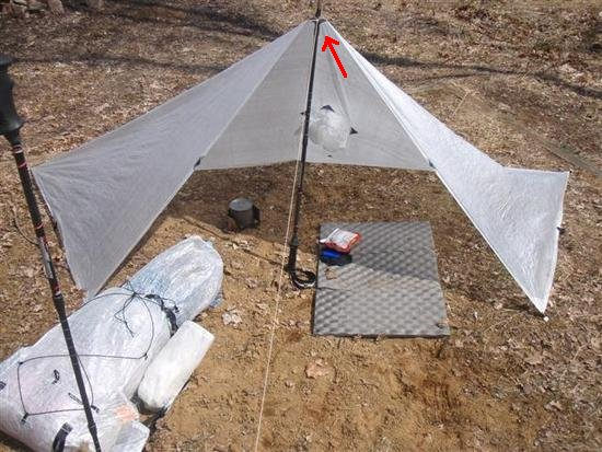 What is the proper way to tarp tent to avoid condensation? & gear - What is the proper way to tarp tent to avoid condensation ...